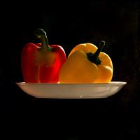 food, plate, still-life, vegetable