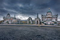 University of Potsdam at Sanssouci Park, Potsdam, Brandenburg, Germany