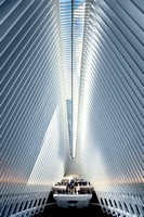 The Oculus - New Westfield World Trade Center Mall, NYC