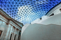 "Architecture, ""Arts Culture and Entertainment"", Bar, ""British Culture"", ""British Museum"", ""Built Structure"", ""Capital Cities"", Ceiling, ""Colour Image"", Court, Courthouse, Cultures, Day, ""Glass - Mater"