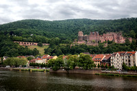 """River Rhine"", Germany, Castle, ""Heidelberg - Germany"", ""Alte Brucke"", River, Architecture, ""Baden-Württemberg"", ""Man Made Structure"", ""Built Structure"", Day, ""Famous Place"", ""German Culture"", ""Heidel"