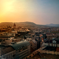 "Budapest, architecture, building, castle, city, landscape, parliament, structure, urban, Lipótváros, ""V District"""