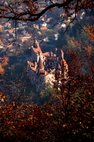 Bran Castle - Bird's-eye View