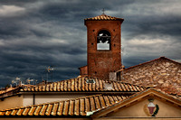 "Antennas, Architecture, ""Building Exterior"", City, Clouds, ""Colour Image"", Crowded, Day, ""Elevated View"", Horizontal, ""Italian Culture"", Italy, Lucca, ""No People"", Old, Outdoors, Photography, Roof, ""S"