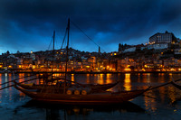 Porto after Sundown
