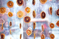 Pin Dried Oranges