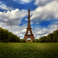 """19th Century Style"", Arch, Architecture, Art, ""Capital Cities"", Cloudy,  ""Eiffel Tower"", Europe, ""Famous Place"", France, ""French Culture"", ""International Landmark"", Iron, Metal, ""No People"", Outdoors"