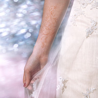 Bride's Tattoo