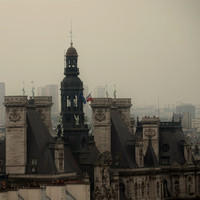 Chimneys in Paris