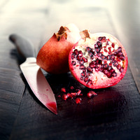 Killing My Pomegranate