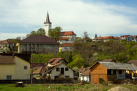 Transylvanian Village of Szék