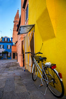 Colours of Burano