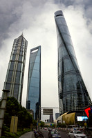 The Three Giants of Shanghai