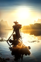 Sunshine on Li River