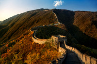 The Great Wall of China - Mutianyu Section