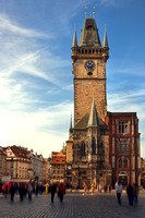 Prague's Old Town Hall Tower