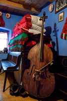 Bowed Double Bass